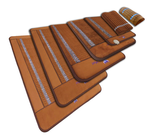 Brown Ereada Amethyst Mattress Collection