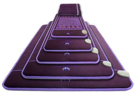 Ereada Purple Bio Stimulation Amethyst Mat Collection