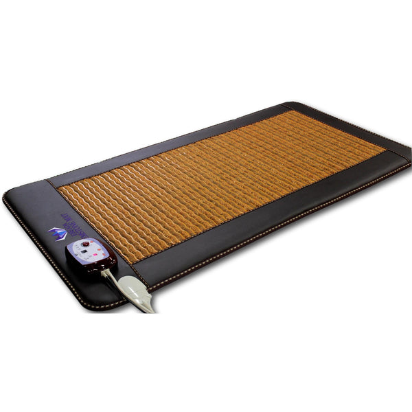Ereada Bio Magnetic Gemstone FIR PEMF Pulsed Magnetic Field Therapy Single Size Mat