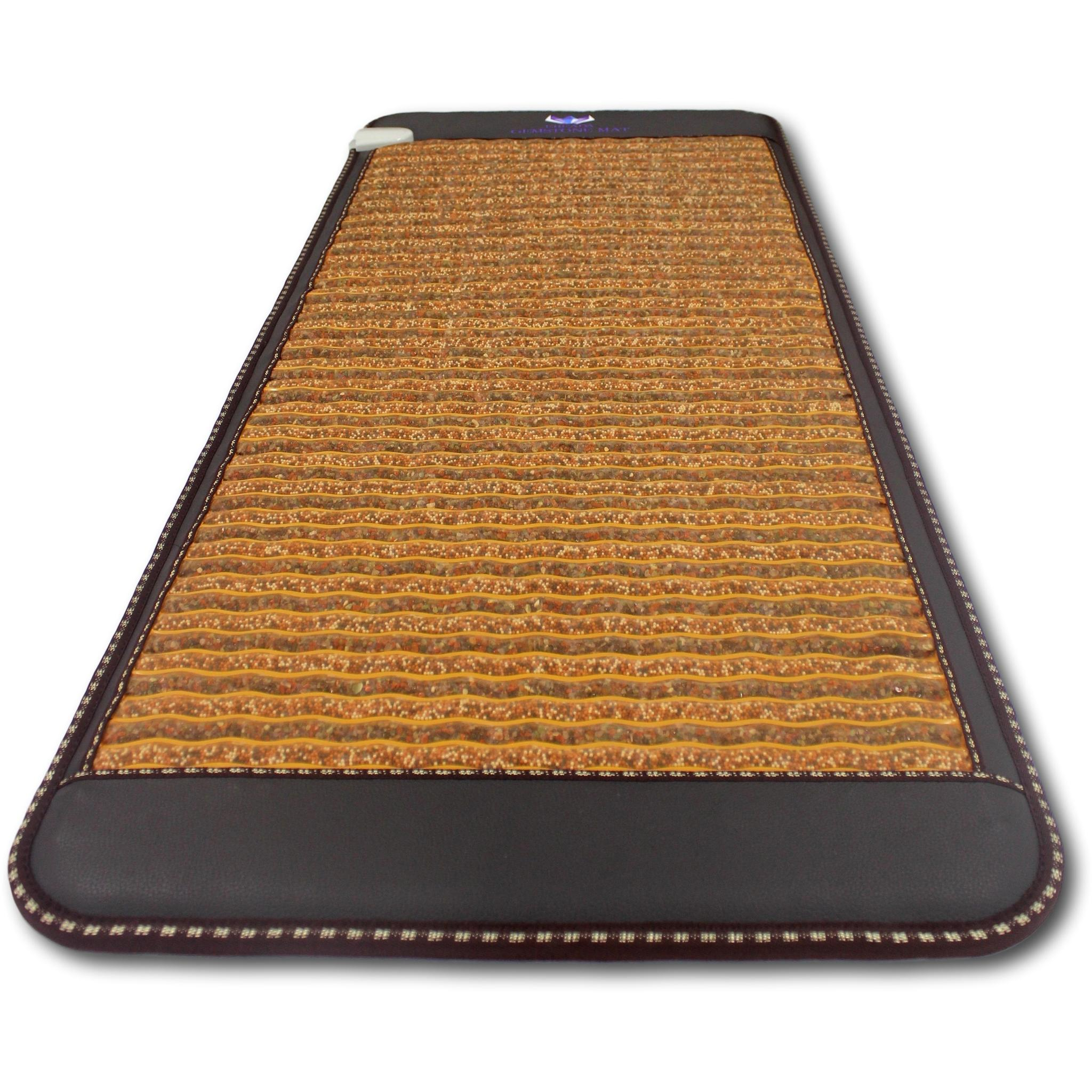 biomat massage village therapy mat and bio prairie reiki amethyst