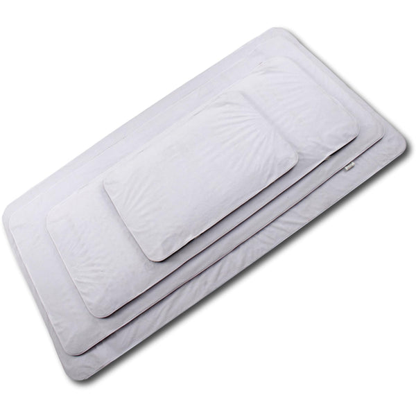 "Thin Waterproof Cover for Queen Size Mats 59""x75"""