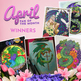 April Fan of the Month Winners