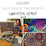 ColorIt's July Fan of the Month!