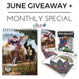 Each Day In June Win A Copy of The Greatest Adventure