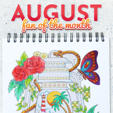 AUGUST 2019 FAN OF THE MONTH CONTEST