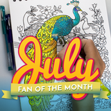 JULY 2019 FAN OF THE MONTH CONTEST