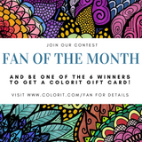 February Fan of the Month Contest