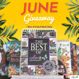June 2019 Best of ColorIt Coloring Book