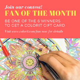 March Fan of the Month Contest