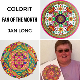 ColorIt's September Fan of the Month!