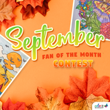 SEPTEMBER 2019 FAN OF THE MONTH CONTEST
