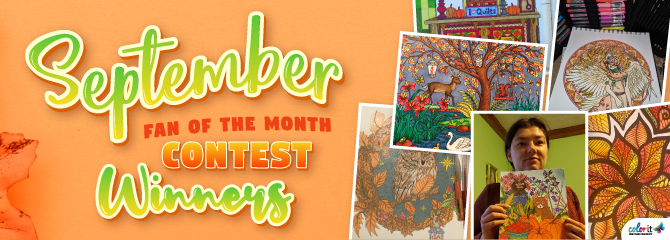 September Fan of the Month Contest