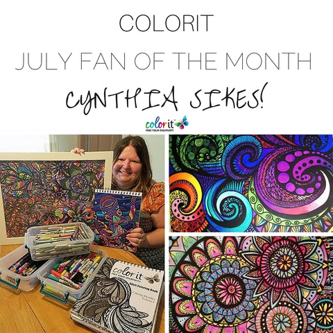 ColorIt Fan of the Month