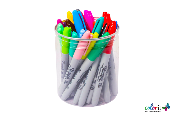 What Are The Best Markers For Adult Coloring Books? – ColorIt