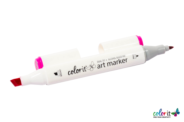 - What Are The Best Markers For Adult Coloring Books? – ColorIt