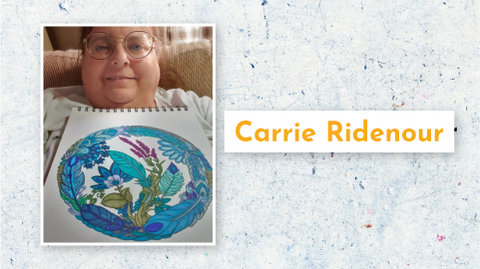 Carrie Ridenour Winning Submission