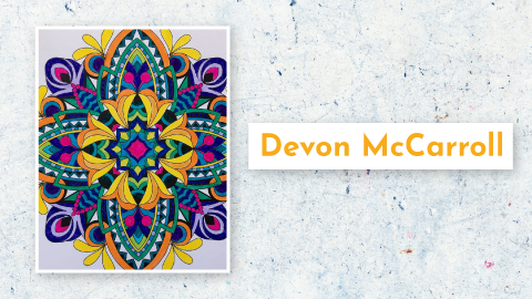 Devon McCarroll Winning Submission