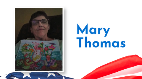 Mary Thomas Winning Submission