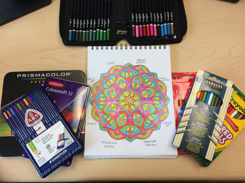 What Are The Best Colored Pencils? [8 Top Brands Compared] – ColorIt
