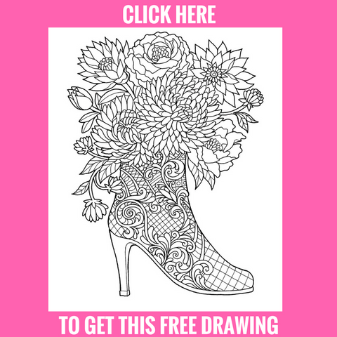 Free Shoe Drawing