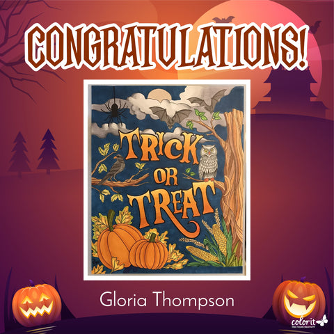 Gloria Thompson Winning Submission