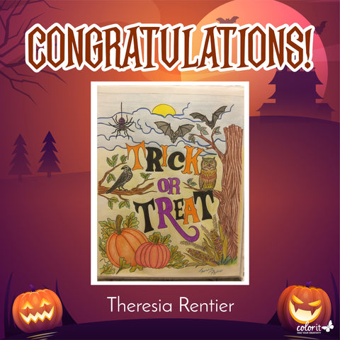 Theresia Rentier Winning Submission