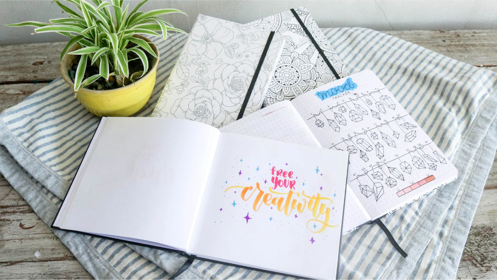 ColorIt bullet journal collection
