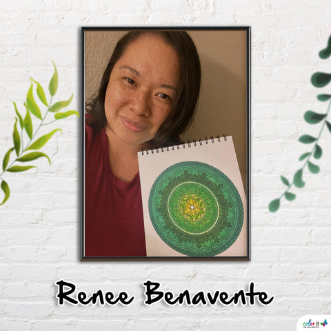 Renee Benavente Winning Submission