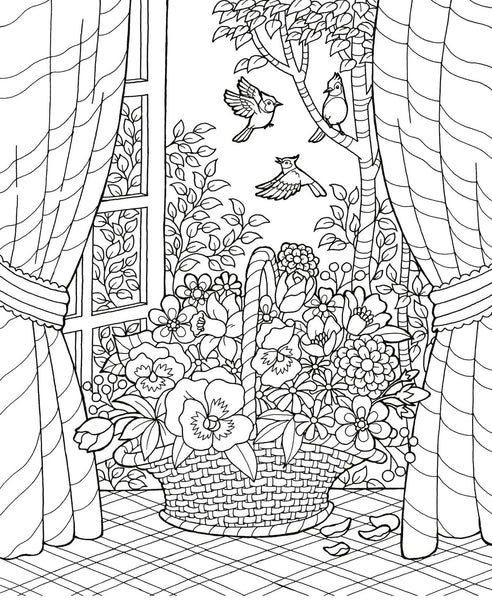 10 Free Sample Drawings – ColorIt