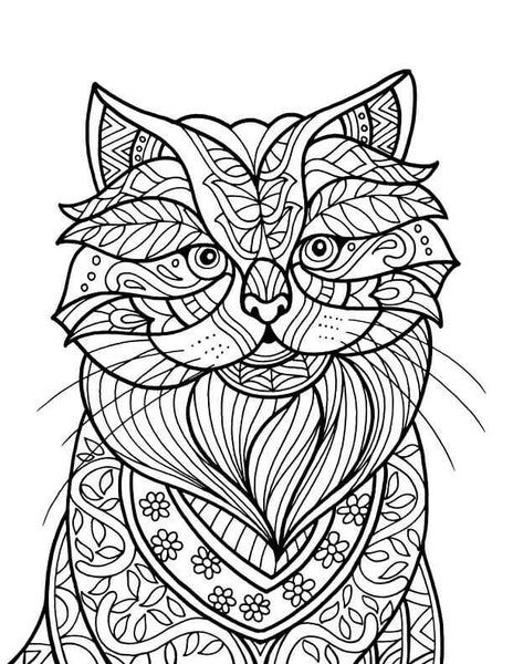 adult coloring pages download | Introduction To ColorIt Download Pack Of 20 Drawings