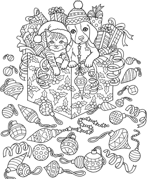 10 Free Christmas Sample Drawings (LIMIT ONE FREE OFFER