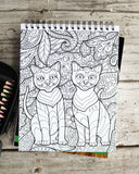 Cats, Kittens, and Wildcats Illustrated By Terbit Basuki