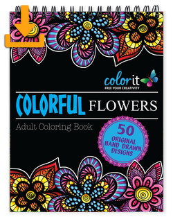 Colorful Flowers Volume 1 Digital Download Version