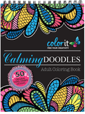 ColorIt Classic Collection - Doodles, Mandalas, Flowers