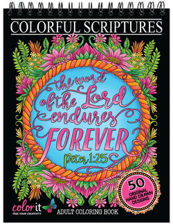 Colorful Scriptures Illustrated By Terbit Basuki