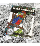Wild Animals Volume 1 Illustrated by Terbit Basuki