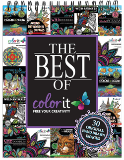 The Best Of ColorIt by Various Artists (30 Pages)