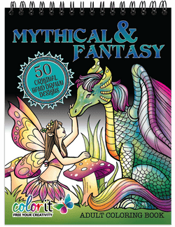 Mythical and Fantasy Illustrated By Terbit Basuki