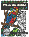 ColorIt Total Package - 6 Coloring Books