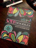 Wild Doodles Illustrated By Virginia Falkinburg