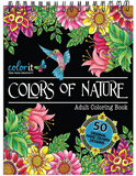 Colors Of Nature Illustrated By Stevan Kasih