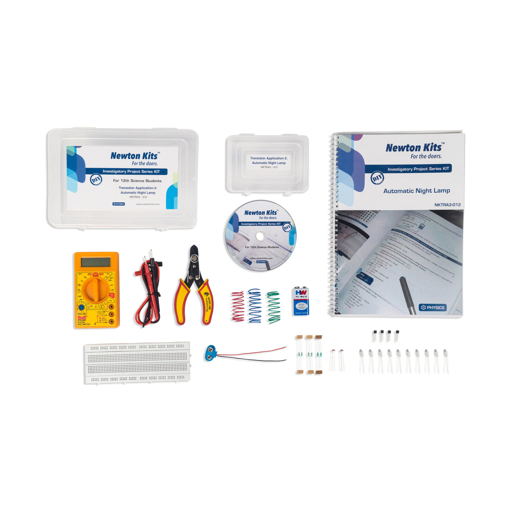 Newton kits newton diy kit automatic night lamp solutioingenieria