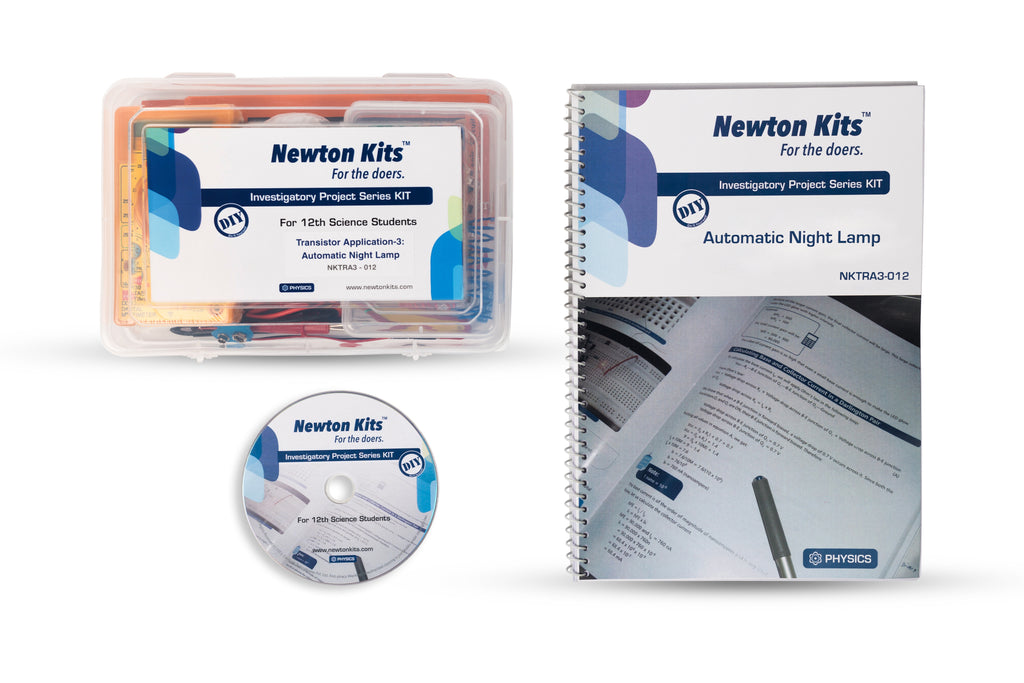 Newton DIY Kit: Automatic Night Lamp