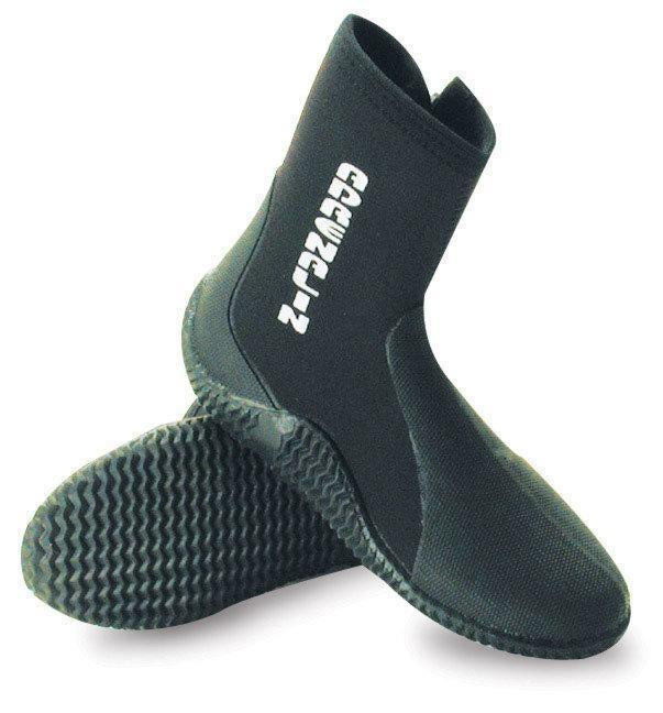 Adrenalin Zip-Up Dive Boots 5mm
