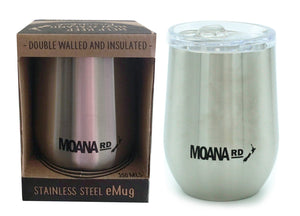 Moana Road Stainless Steel Keep Cup