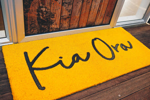 Moana Road Doormat