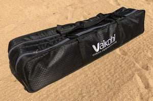 VAIKOBI TRAVEL BAG - BLACK
