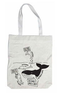 Moana Road Canvas Tote Bag