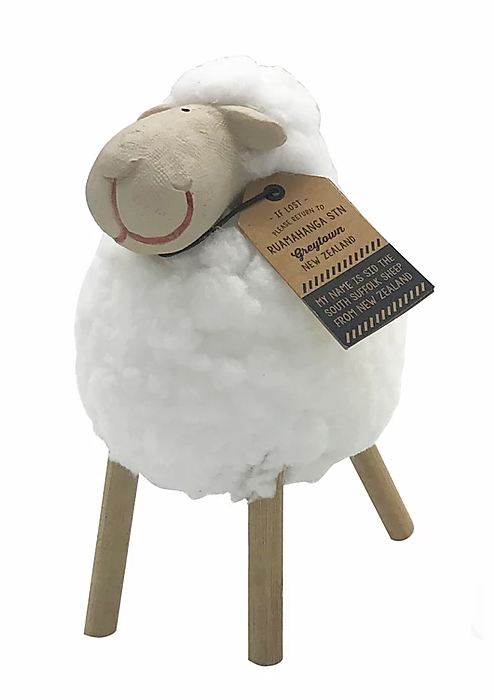 Moana Road - Woolly Sheep