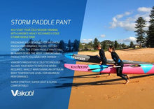 Load image into Gallery viewer, VAIKOBI VCOLD STORM PERFORMANCE PADDLE PANT - UNISEX